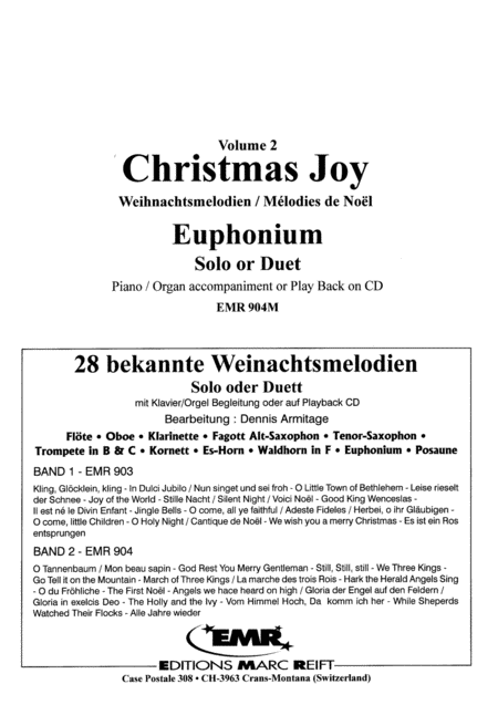 28 Weihnachtsmelodien Vol. 2 (with CD)