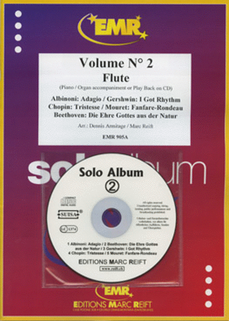 Solo Album Vol. 02 (with CD)