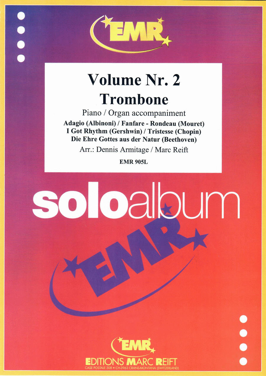 Solo Album Vol. 02