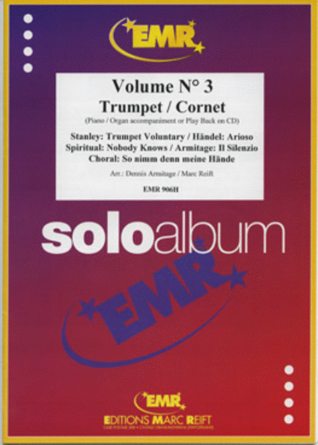 Solo Album Vol. 03
