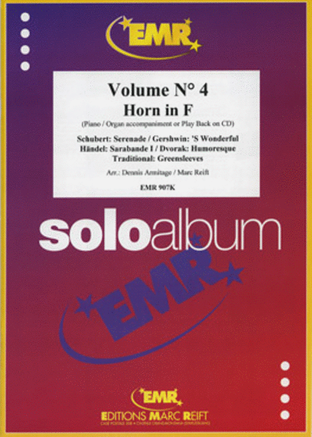 Solo Album Volume 04