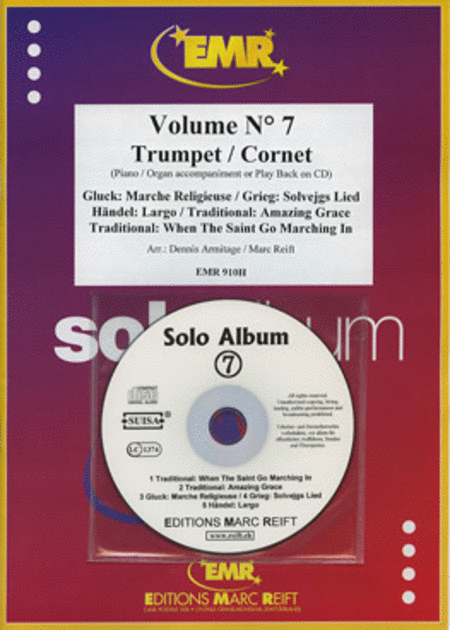 Solo Album Vol. 07 (with CD)