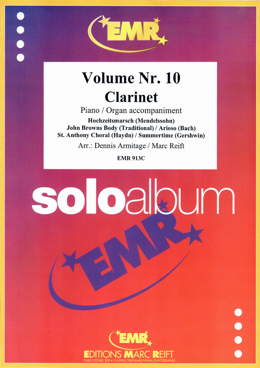 Solo Album Vol. 10