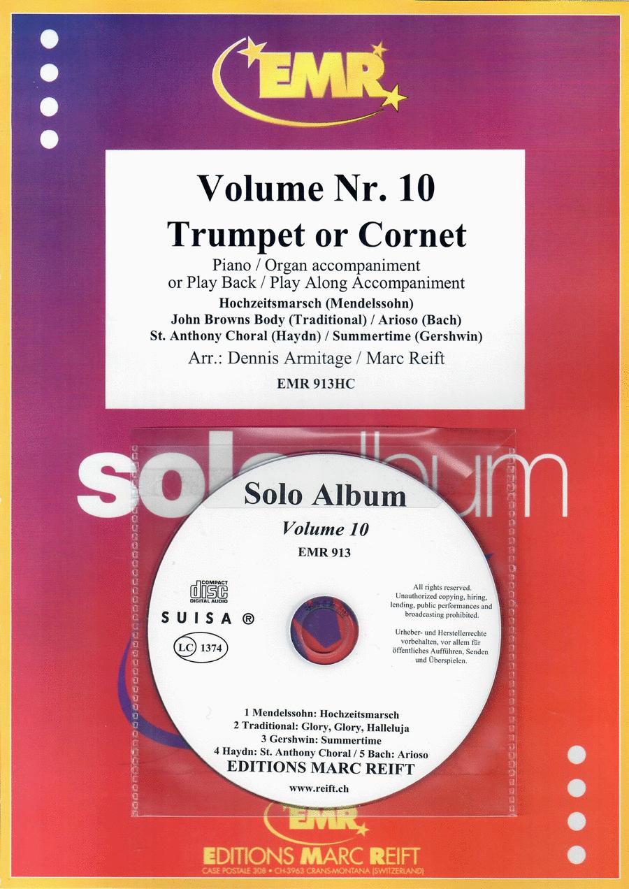 Solo Album Vol. 10 (with CD)