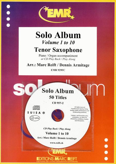 10 Solo Album (Vol. 1-10 + 2 CDs)