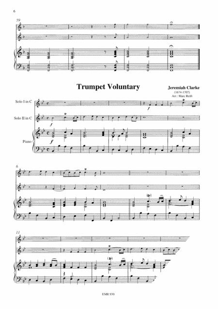 Wedding Music - Trumpet Duet