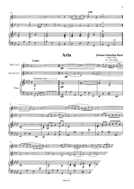 Wedding Music - Oboe/Clarinet Duet (with CD)