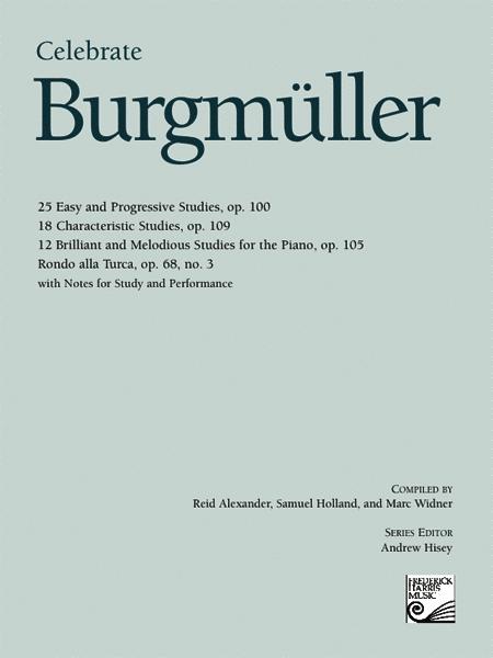 Celebrate Burgmuller