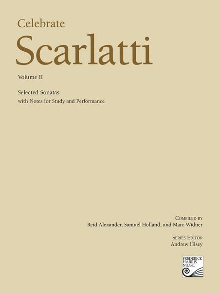 Celebrate Scarlatti, Volume II