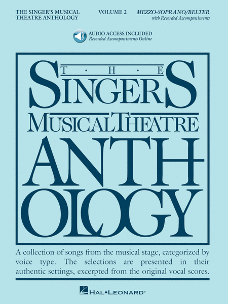 The Singer's Musical Theatre Anthology - Volume 2 - Mezzo-Soprano