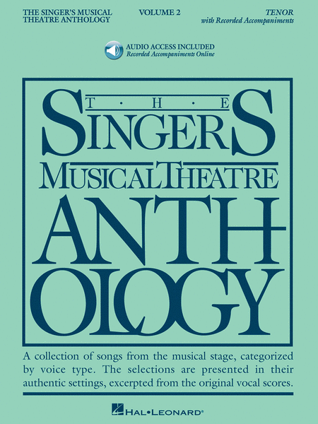 The Singer's Musical Theatre Anthology - Volume 2 - Tenor