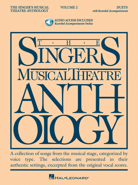 The Singer's Musical Theatre Anthology - Volume 2 - Vocal Duet