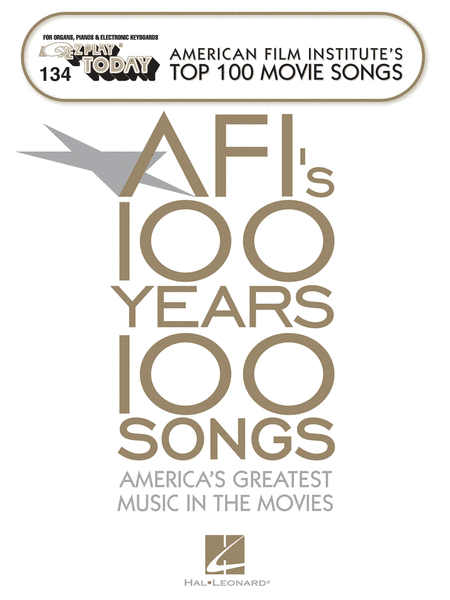 AFI's Top 100 Movie Songs