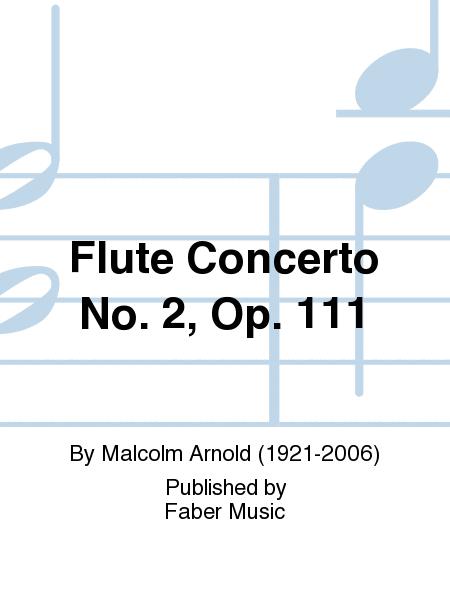 Flute Concerto No. 2, Op. 111