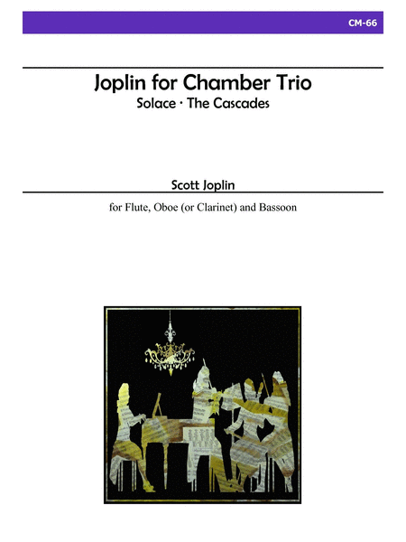 Joplin for Chamber Trio