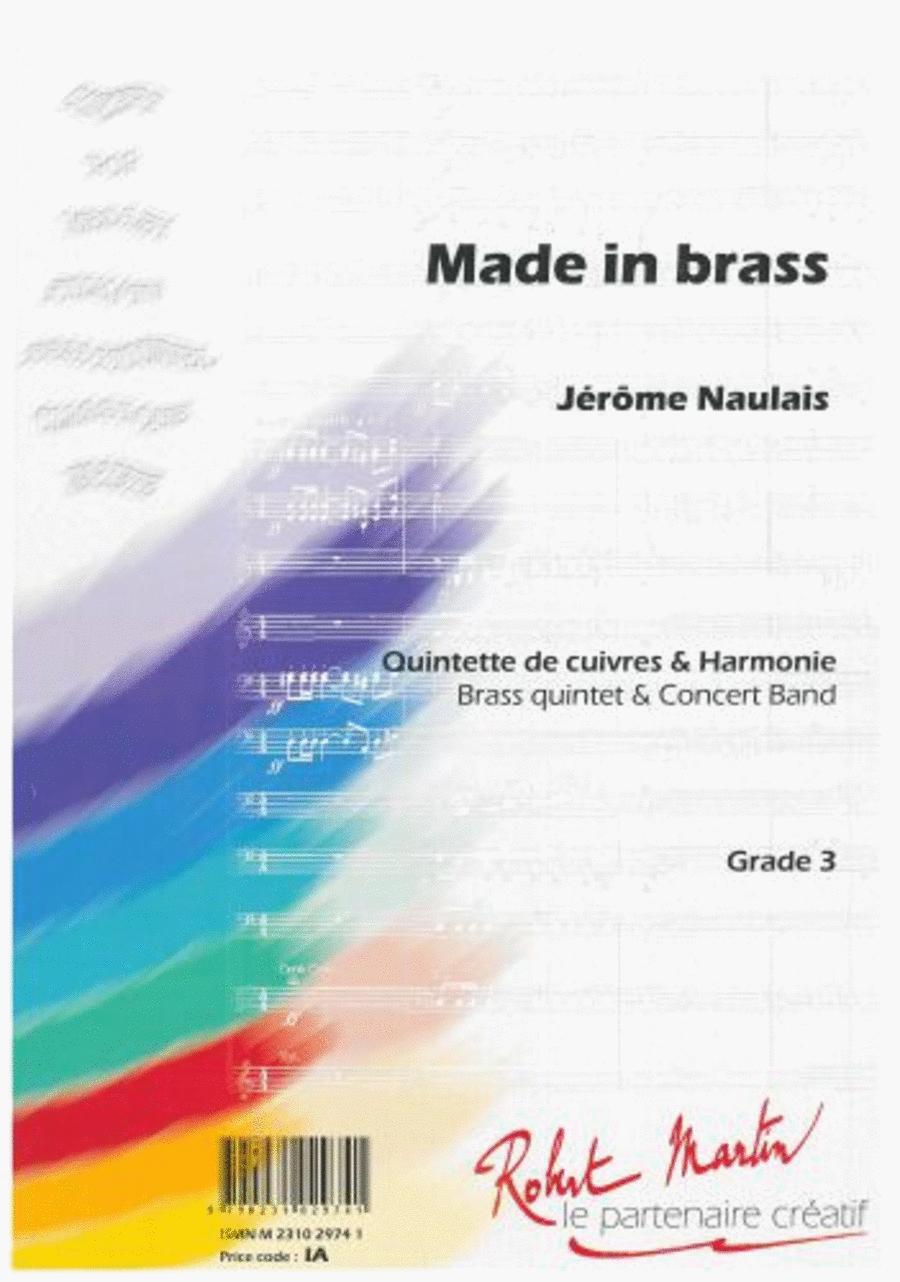 Made In Brass (Quintette de Cuivres Solo)