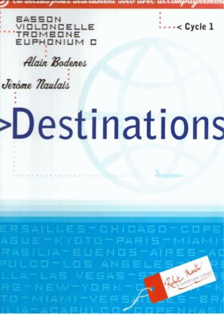 Destination Ut Clef de Fa