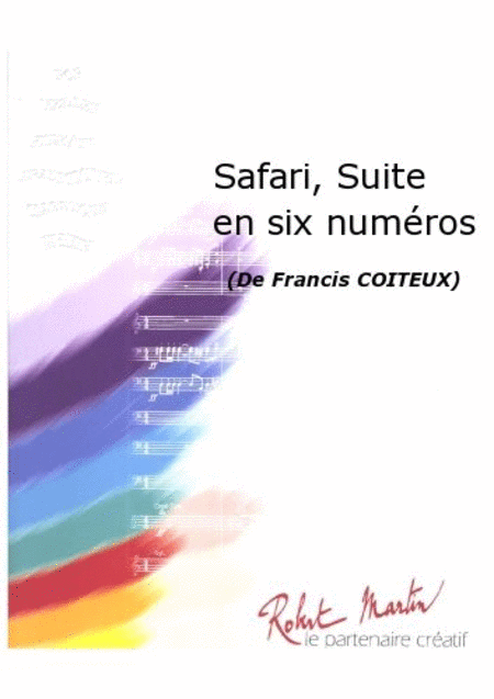 Safari, Suite En Six Numeros
