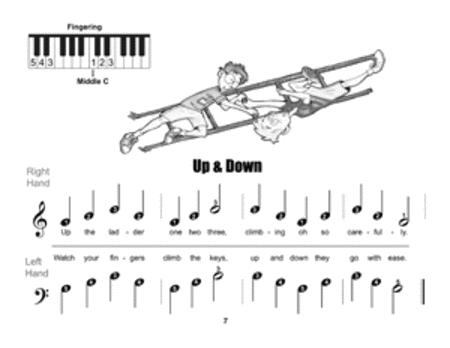Children's Piano Method, Level 1