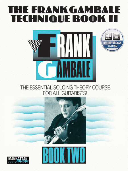 The Frank Gambale Technique, Book 2