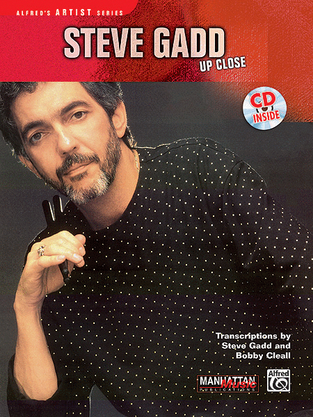 Steve Gadd -- Up Close