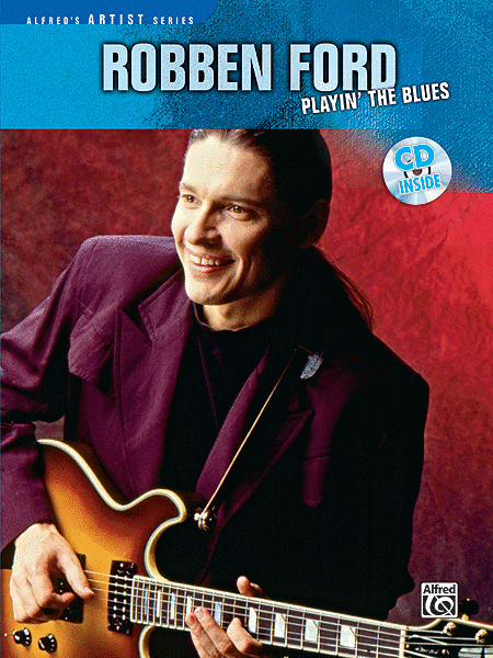 Playin' The Blues - Book/CD