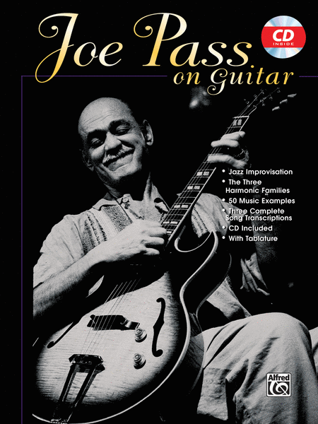 Joe Pass -- On Guitar