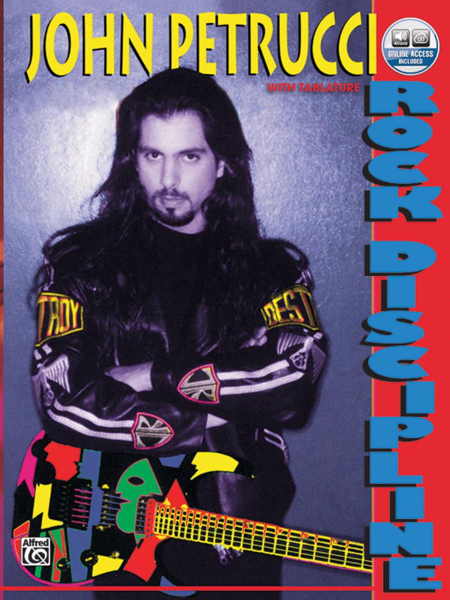 John Petrucci -- Rock Discipline
