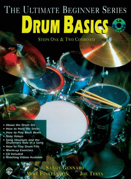 Ultimate Beginner Drum Basics