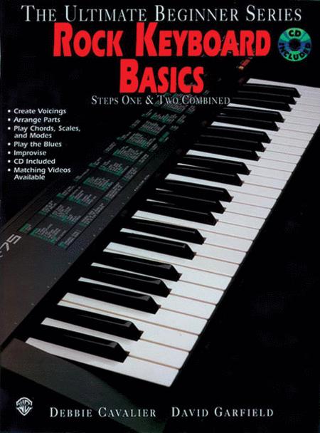Ultimate Beginner Rock Keyboard Basics