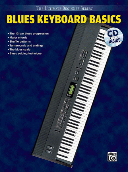 Ultimate Beginner Blues Keyboard Basics