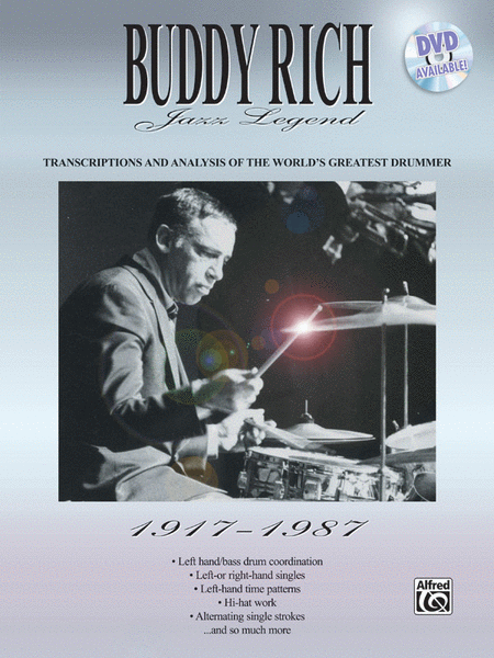 Buddy Rich -- Jazz Legend (1917-1987)