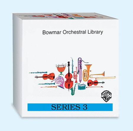 Bowmar Orchestral Library 3