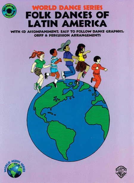 Dances Of Latin America 54