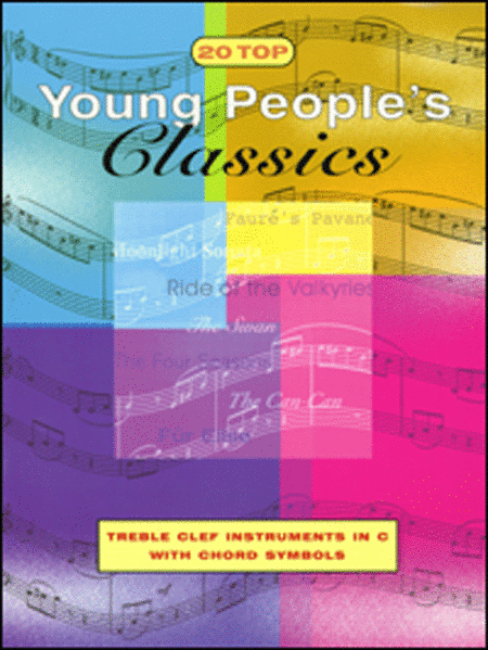 20 Top Young People's Classics - C instruments