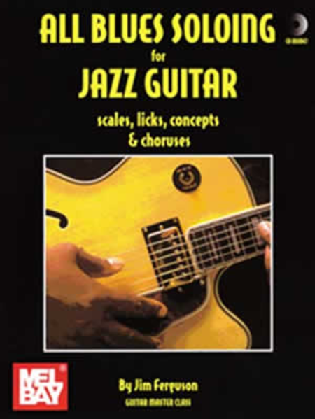 All Blues Soloing for Jazz Guitar