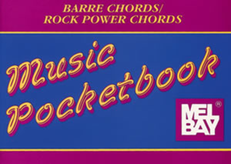 Barre Chords - Rock Power Chords Pocketbook