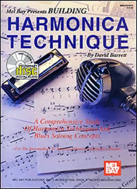 Building Harmonica Technique (Book & CD set)