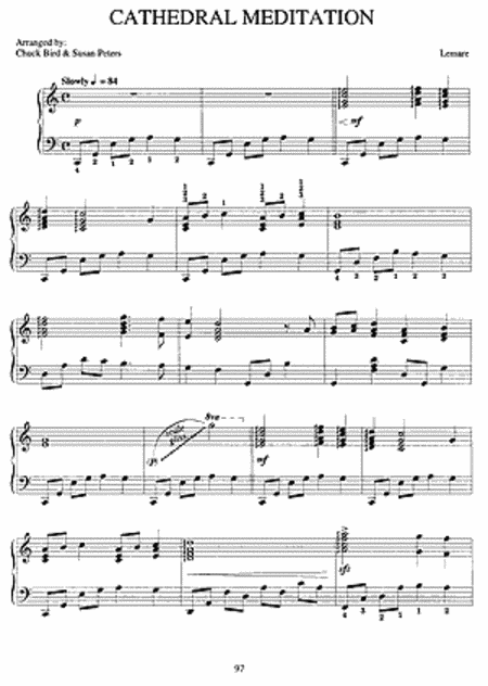Classics for Pedal-Free Harp