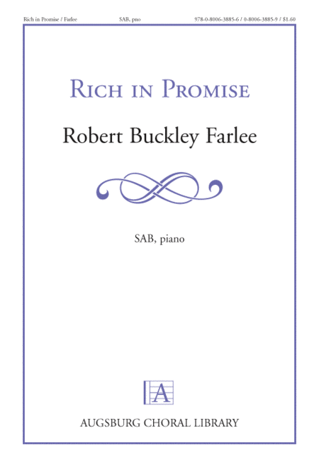 Rich in Promise