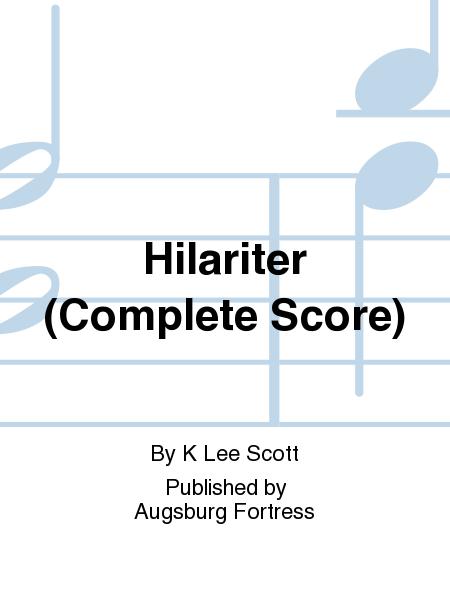 Hilariter (Complete Score)