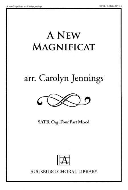 A New Magnificat (revised text edition)