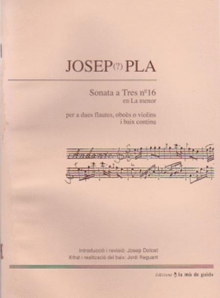 Sonata a tres num. 16