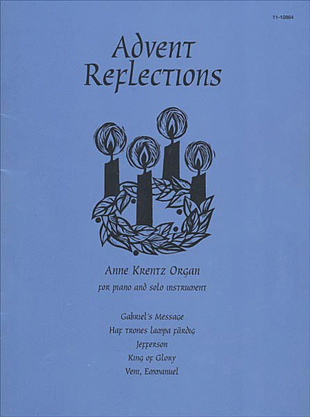 Advent Reflections for Piano and Solo Instrument