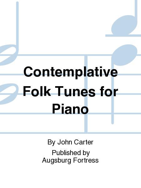 Contemplative Folk Tunes for Piano