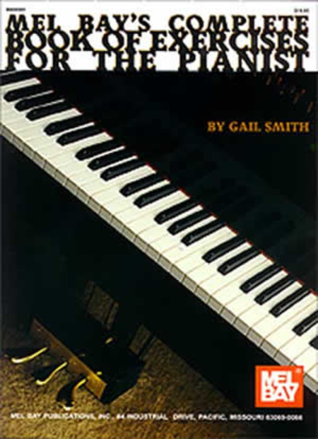 Complete Book of Exercises for the Pianist
