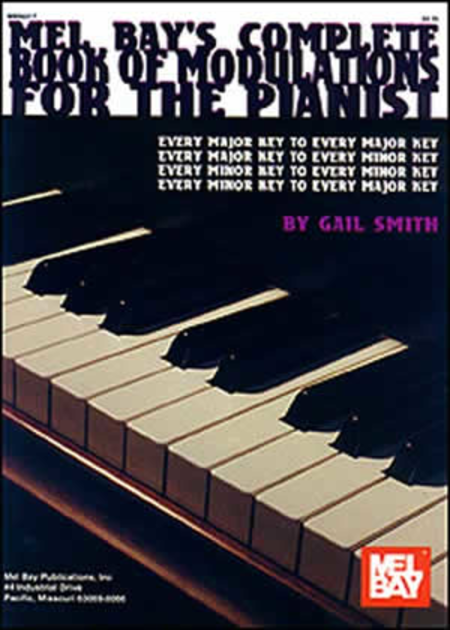 Complete Book of Modulations for the Pianist