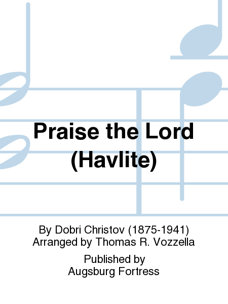 Praise the Lord (Havlite)