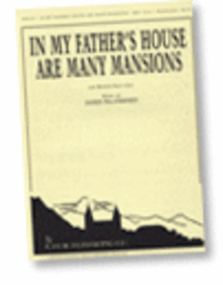 In My Father's House are Many Mansions