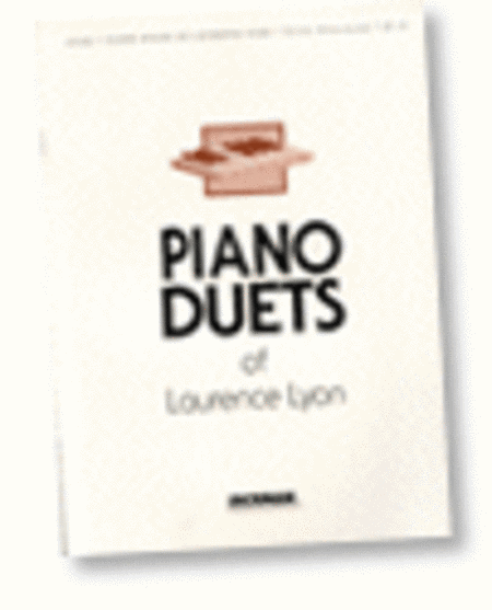 Piano Duets of Laurence Lyon